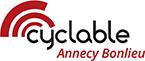 Cyclable Annecy Bonlieu